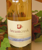 2010 Bream Creek late Picked Schonburger